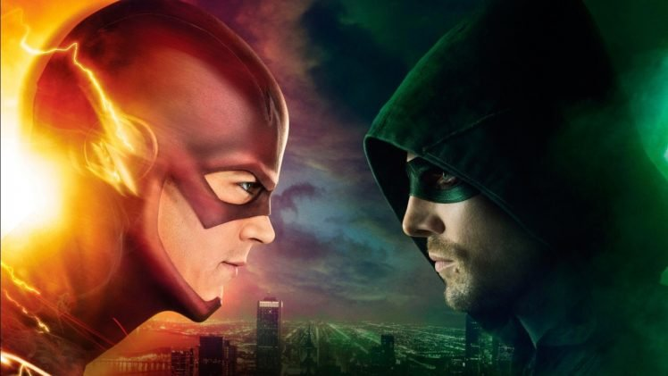 flash green arrow arrow tv series arrow the flash hd