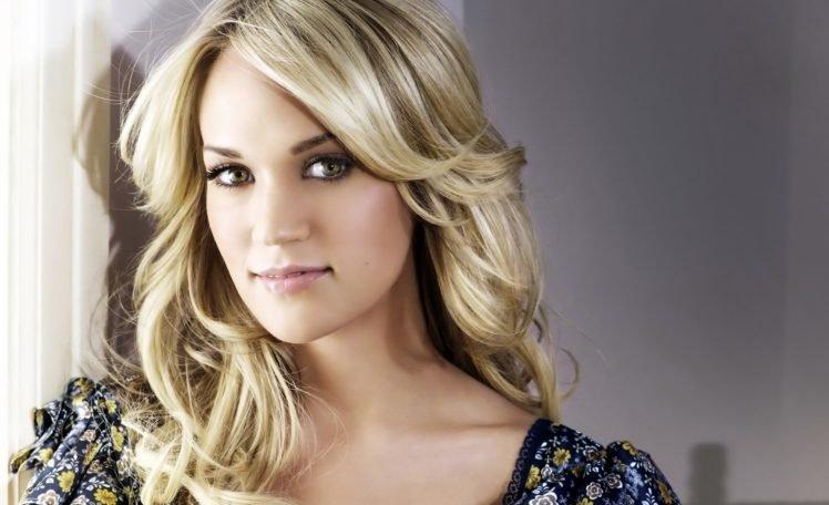 women, Blonde, Carrie Underwood HD Wallpaper Desktop Background