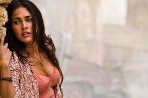 Megan Fox, Transformers, Cleavage, Brunette, Movies
