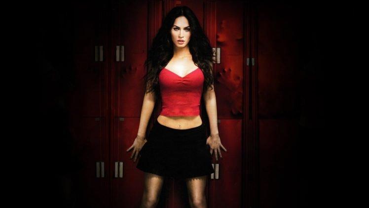 vampires, Megan Fox, Brunette, Skirt, Jennifers Body HD Wallpaper Desktop Background
