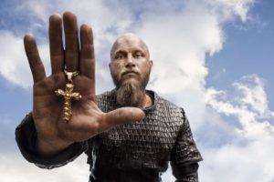 Vikings, Men, Ragnar Lodbrok, Vikings (TV series), Cross, Hand