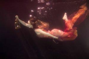 model, Women, Underwater