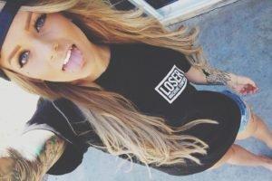 women, Tattoo, Kelsey Nicole