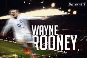 Wayne Rooney, England