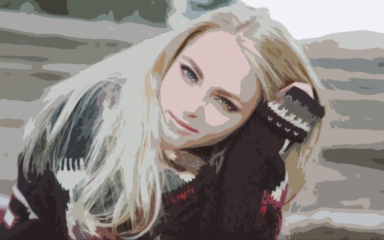 blonde HD Wallpaper Desktop Background
