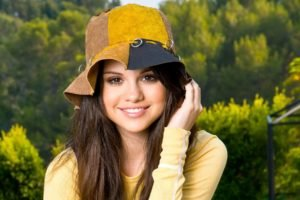 Selena Gomez, Women, Brunette, Face