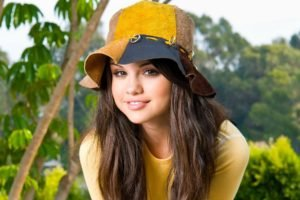 Selena Gomez, Women, Brunette, Face