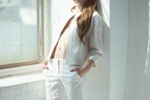 women, Model, Alena Emelyanova, Blonde