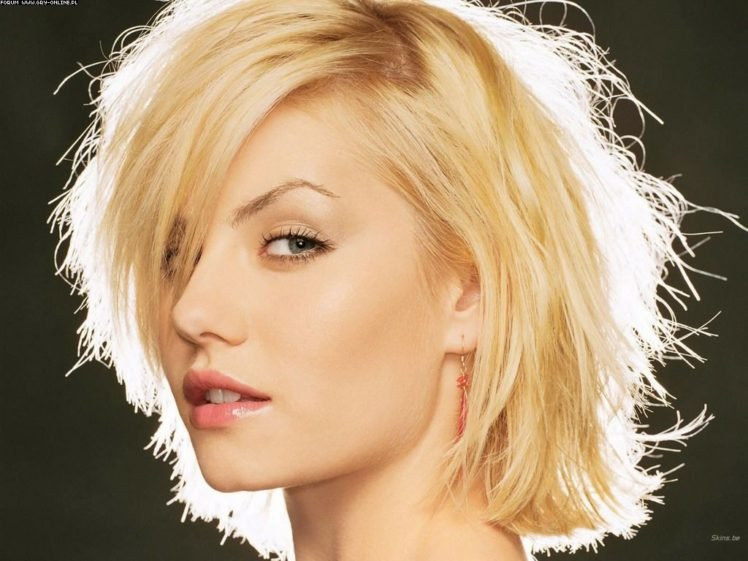 Elisha Cuthbert, Actress, Blonde HD Wallpaper Desktop Background