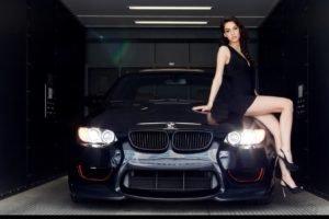 BMW, Car, BMW M3, Women
