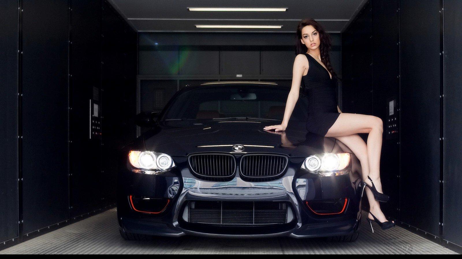 BMW, Car, BMW M3, Women HD Wallpapers / Desktop and Mobile ...