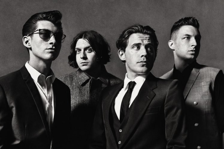 Arctic Monkeys HD Wallpaper Desktop Background