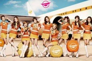 Girls Generation, K pop, Singer