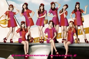 Girls Generation, K pop, Singer, Women, Asian