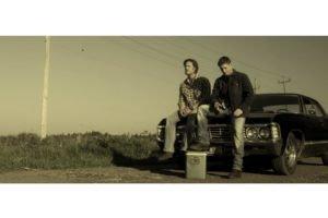 Supernatural, Sam Winchester, Dean Winchester, Chevrolet Impala, Jared Padalecki, Jensen Ackles