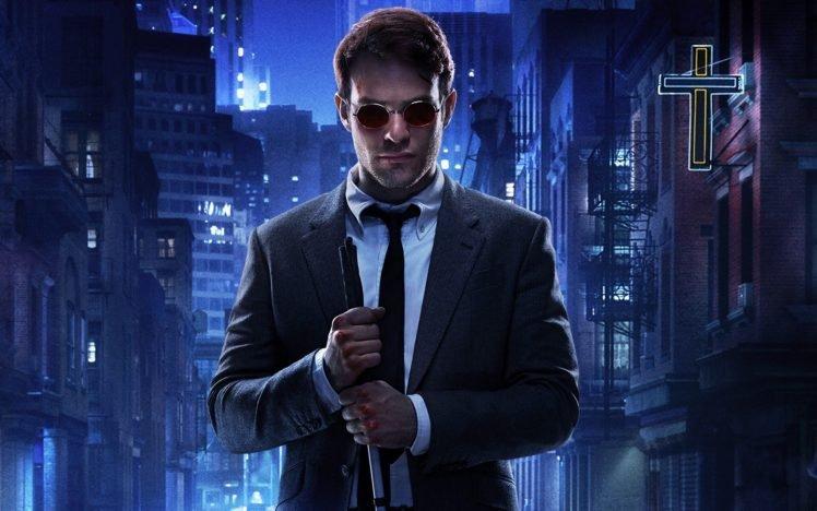 Daredevil Charlie Cox Netflix HD Wallpaper Desktop Background