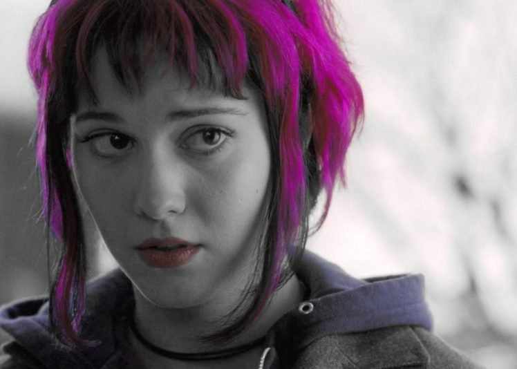 Selective Coloring Adobe Photoshop Ramona Flowers Scott Pilgrim