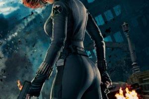 Black Widow, Scarlett Johansson, Avengers: Age of Ultron