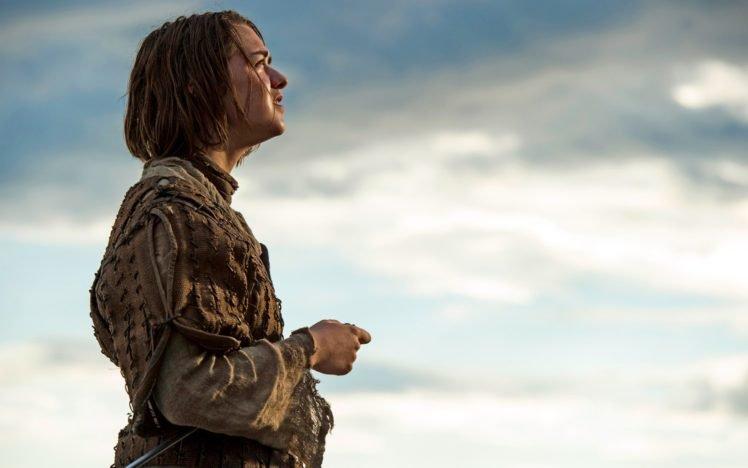 Game of Thrones, Arya Stark, Maisie Williams HD Wallpaper Desktop Background