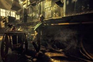 steampunk, Women, Model