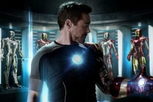 Iron Man, Robert Downey Jr., Tony Stark, Iron Man 3