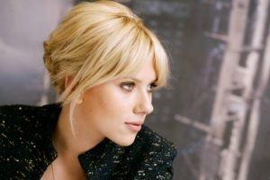 Scarlett Johansson, Blonde, Women