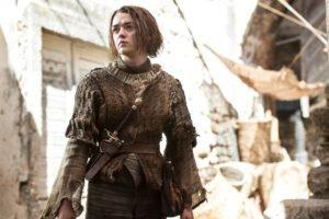 Arya Stark, Game of Thrones, Maisie Williams
