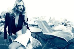 Rosie Huntington Whiteley, Model