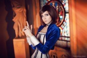 cosplay, BioShock, BioShock Infinite, Frosel, Elizabeth (BioShock)