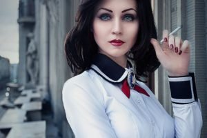 BioShock, BioShock Infinite, BioShock Infinite: Burial at Sea, Cosplay, Elizabeth (BioShock)