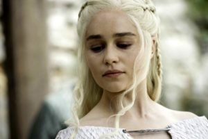 Daenerys Targaryen, Game of Thrones, Women, Emilia Clarke, Blonde