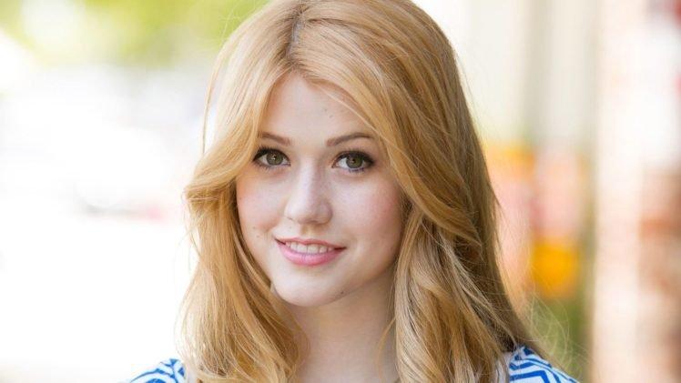 Katherine Mcnamara, Blonde, Model HD Wallpaper Desktop Background
