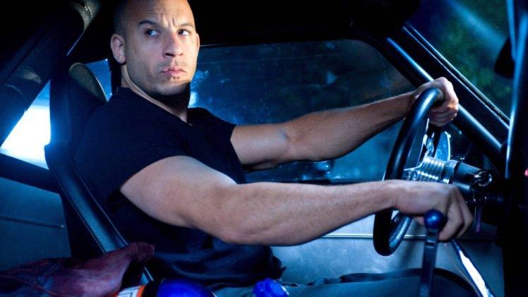 Vin Diesel, Actor HD Wallpaper Desktop Background