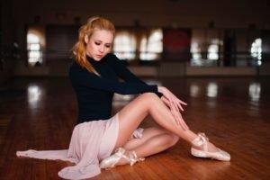 ballerina, Legs