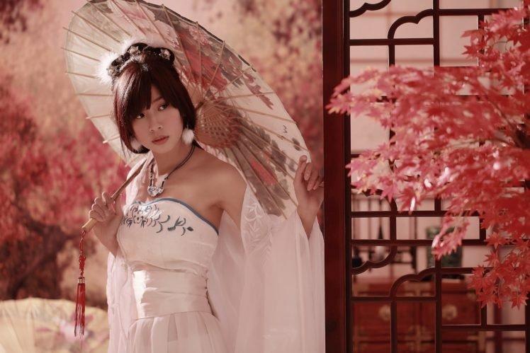 Asian, Women, Model, Japanese women HD Wallpaper Desktop Background