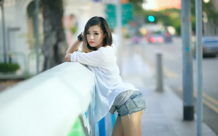 Asian hotties wallpaper