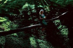 women, Women outdoors, Trees, Nature