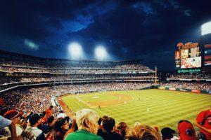 Philadelphia, HDR, Baseball, Sports, People