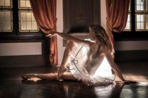 ballerina, Dancers, Women