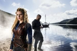 Vikings (TV series), Vikings, Lagertha Lothbrok, Katheryn Winnick, Women, Blonde, Travis Fimmel