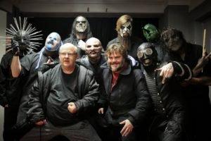 Slipknot, Tenacious D, Jack Black