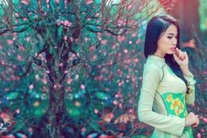 women, Asian