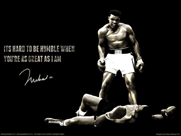 Muhammad Ali HD Wallpapers / Desktop And Mobile Images