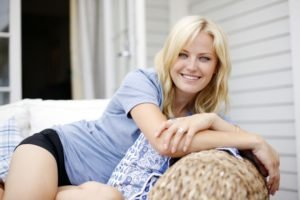 Malin Akerman, Blonde, Blue eyes, Women
