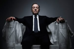 House of Cards, Kevin Spacey, Actor