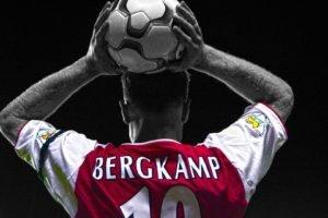 Dennis Bergkamp, Footballers, Arsenal Fc, Selective coloring