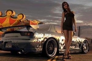 Krystal Forscutt, Need for Speed: Pro Street, Women with cars