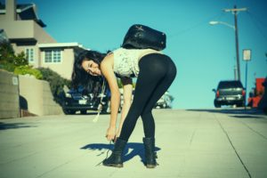 Delia Castillo, Women, Model