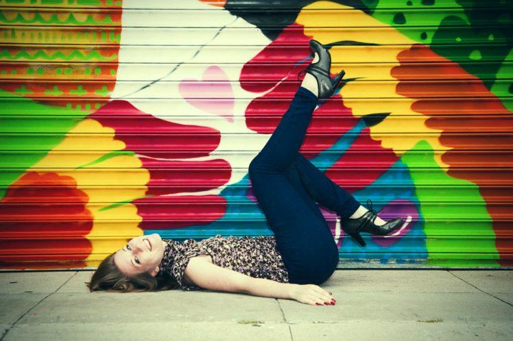 Olivia Pelton, Women, Model HD Wallpaper Desktop Background