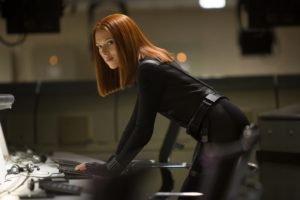 Scarlett Johansson, Black Widow, Women, Actor, Captain America: The Winter Soldier